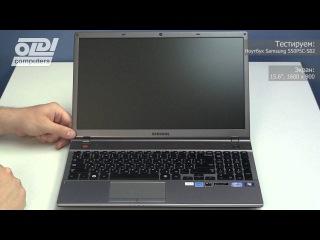 Обзор ноутбука Samsung 550P5C-S02