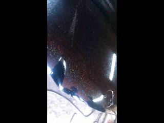 эксклюзивная покраска капота бмв с ксераликом