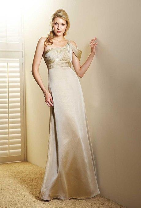 gv hBaNYJrE - Золотое свадебные платья для подружек невесты: металлический блеск гламура (30 фото)