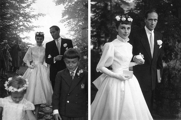 MDgl4e8F3go - Свадебные платья Одри Хепберн