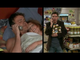How I Met Your Mother S1E2