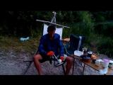как сделать лесной стул гамак
