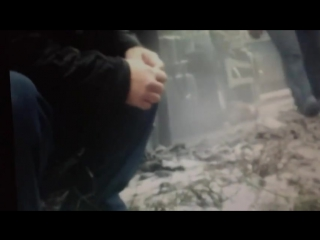 ФУРА  ВРЕЗАЛАСЬ В МИТИНГ ДАЛЬНОБОЙЩИКОВ  на трассе в Твери Забастовка 19 ноября 11 2015 видео