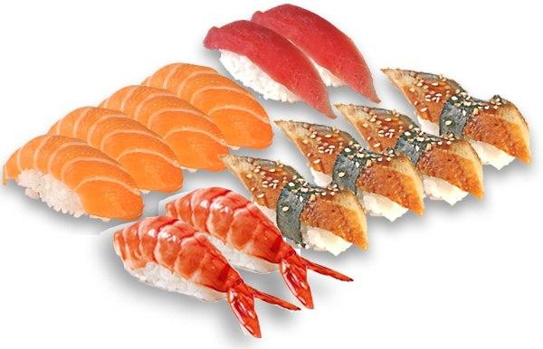 Сет из суши
