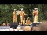 Группа РУССКОЕ ПОЛЕ - Выступление в Коломенском. (Россия - слушай песни красивые!!!) )