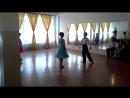 Урок ритмики в нашей школе № 7 г. Мариуполь. Никита 1 класс.