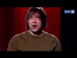 "The Voice of Poland - Juliusz Kamil - ""Roxanne'"