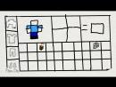 майнкрафт мультик 1 серия flipaclip