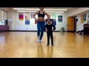 2 yr old and her mom Kills choreography 2years old !