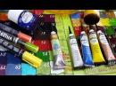 Обзор по контурам и маркерам для стекла и керамики