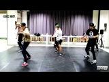N-SONIC - Run &amp Run (dance practice) DVhd