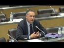Audition du Général Bertrand Soubelet, dir. des opérations et de l'emploi de la gendarmerie nationale - Mercredi 18 Décembre 2013 - vidéo Dailymotion