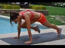 Домашняя тренировка всего тела без снаряжения Full Body Workout at Home Bodyweight Exercises Total Body Workout No Equipment