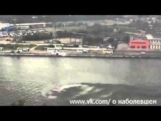 Вертолёты тушат пожар на заводе ЗИЛ  08 07 15