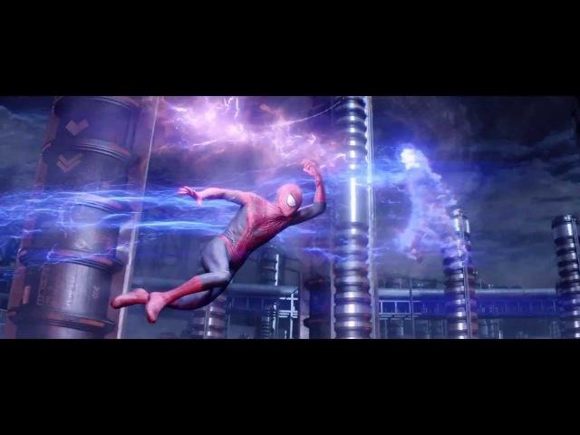 Новый Человек-Паук: Высокое напряжение (второй трейлер)