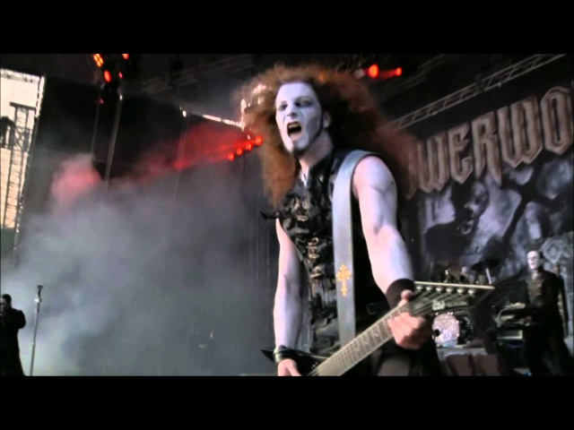 Powerwolf - We Drink You Blood | 2013 Vizovice Live