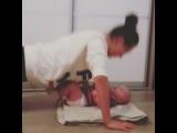 Фитнес с малышом Ростов / тренировки мама + малыш /  fitness s baby rostov / fitnessmama / восстановление после родов