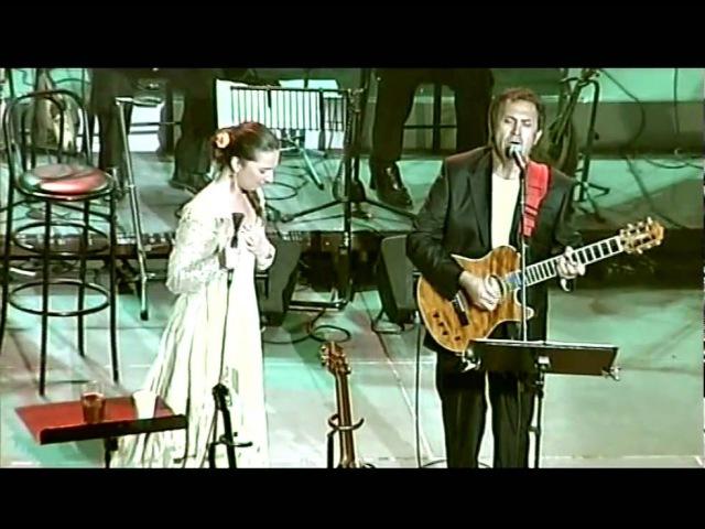 Dulce Pontes George Dalaras - O Mare e Tu (The Sea and You)