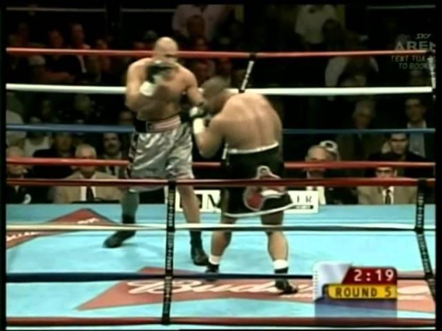 David Tua vs Fres Oquendo 13042002