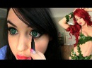 Poison Ivy Cosplay Part 4 Makeup Completed Look