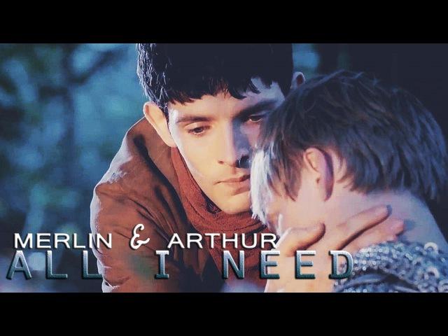 Merlin Arthur   All I need