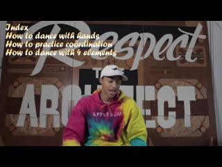 How to dance with your hands | Hip Hop Freestyle Dance Questions | Ask A Paradox 4