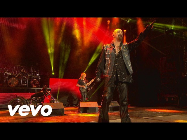 Judas Priest - The Hellion / Electric Eye (Live from Battle Cry)