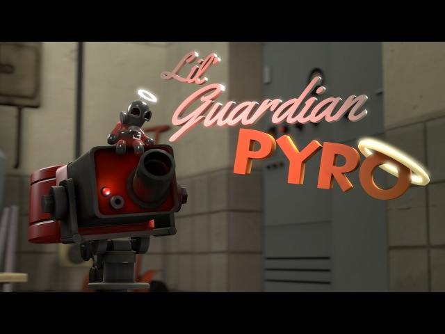 Lil Guardian Pyro [Saxxy Best Overall Winner]
