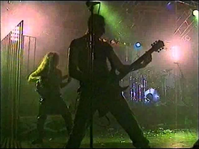 Atrocity - Der Mussolini (Live Dynamo 1998) HD