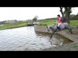 Spyro's first time XC schooling