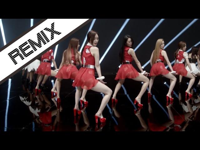 Dalshabet - Joker   Areia Kpop Remix 181