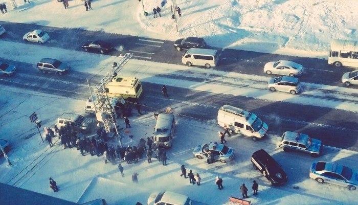 По факту резонансного ДТП в Якутске возбуждено уголовное дело