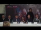 Пресс конференция по  фильму