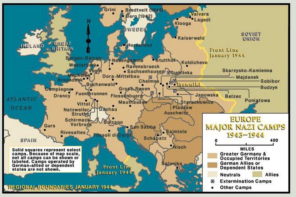 Картинки по запросу 3 ноября 1943 года 6000 евреев из Травников были убиты