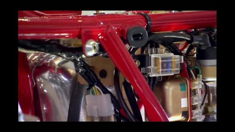 Discovery Гоночный мотоцикл Cafe Racer 2 сезон 6 7 серия