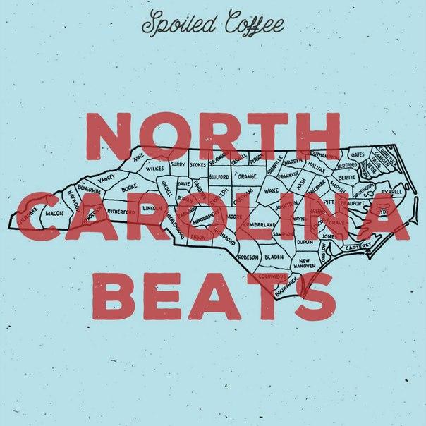 Spoiled Coffee - North Carolina Beats [EP] (2015)