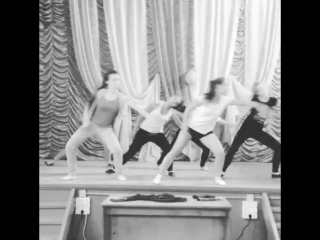 Репетиция 🎶Иллюзия👯