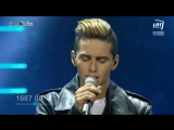 Donny Montell - I've Been Waiting For This Night (Live @ Show 1 Eurovizijos WINNER)