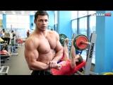 Тренируем грудные мышцы с Димой Ивановым. Буду Первым