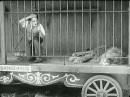 Charlie Chaplin The Lion's Cage