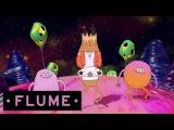 Flume - Space Cadet (ft. Ghostface Killah &amp Autre Ne Veut) Official Video