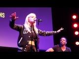 Bebe Rexha - The Monster (Live) - The Magicians Premiere Tour LA