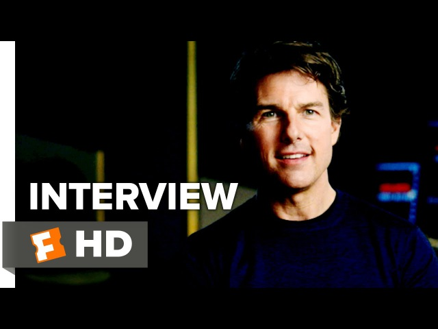 Mission Impossible - Rogue Nation Interview - Tom Cruise (2015) – Action Movie HD