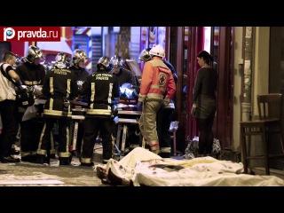 Признание ЦРУ о терактах в Париже, Бостоне и 9/11