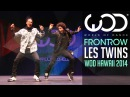 Les Twins FRONTROW World of Dance 2014 WODHI