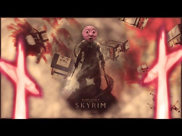 You Can (not) Mod - Skyrim