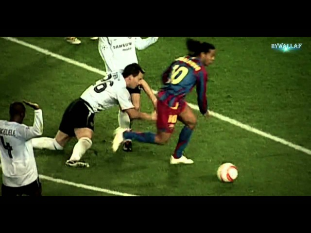 Ronaldinho Tribute - Impossible to Forget HD.mp4