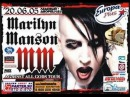 Marilyn Manson 20 06 2005@ Ice Palace St Petersburg Russia