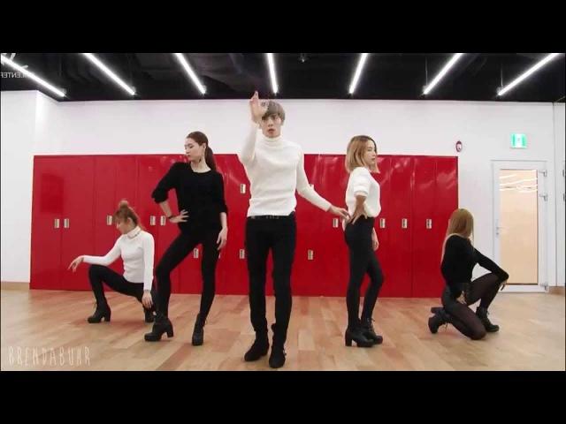 JongHyun - Hallelujah (Mirrored Dance Practice)