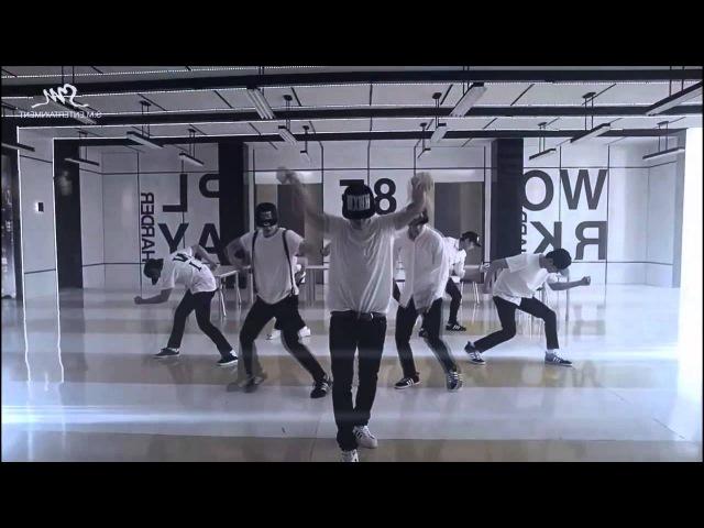 Super Junior M - SWING Mirrored Dance (KOR ver.)